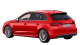 Audi S3 Sportback / Hatchback / 5 doors / 2008-2013 / Back-left view