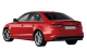 Audi S4 / Sedan / 4 doors / 1997-2013 / Back-left view