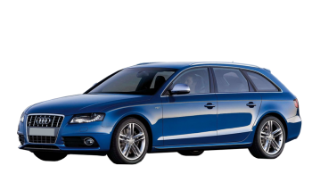 Audi S4 Avant / Wagon / 5 doors / 1997-2013 / Front-left view