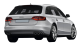 Audi S4 Avant / Wagon / 5 doors / 1997-2013 / Back-right view