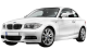 BMW 1-series Coupe / Coupe / 2 doors / 2007-2012 / Front-left view