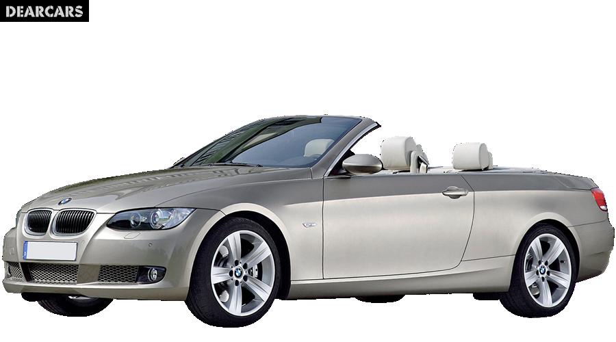 BMW 3 Series Cabrio Convertible 2 Doors 2012 Front