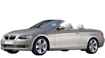 BMW 3-series Cabrio / Convertible / 2 doors / 2012-2012 / Front-left view