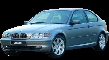 BMW 3-series Compact / Hatchback / 3 doors / 2000-2005 / Front-left view