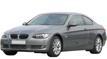 BMW 3-series Coupe / Coupe / 2 doors / 2006-2010 / Front-left view