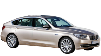 BMW 5-series Gran Turismo / Hatchback / 5 doors / 2009-2012 / Front-right view
