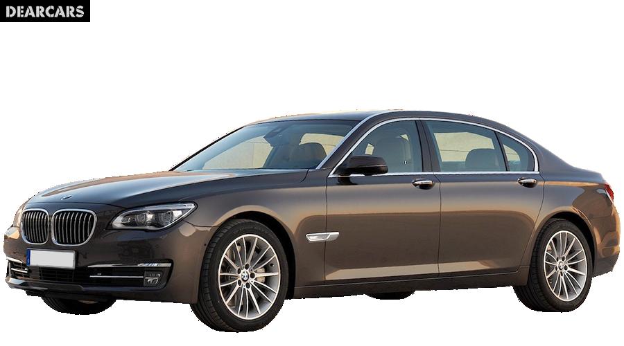 Bmw 7 Series 750li Xdrive Executive Sedan 4 Doors 450 Hp