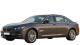 BMW 7-series / Sedan / 4 doors / 2009-2012 / Front-left view