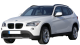 BMW X1 / SUV & Crossover / 5 doors / 2009-2012 / Front-left view