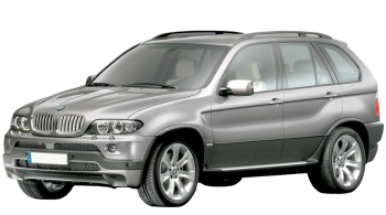 BMW X5 / SUV & Crossover / 5 doors / 2006-2012 / Front-right view