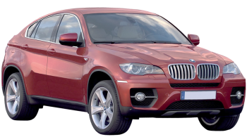 BMW X6 / SUV & Crossover / 5 doors / 2008-2012 / Front-right view
