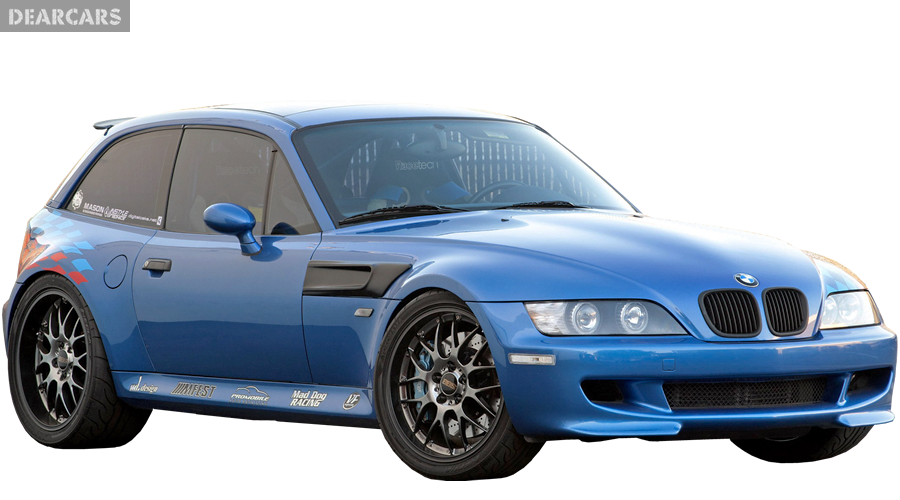 Bmw Z3 Coupe Modifications Packages Options Photos Dearcars Com