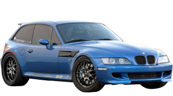 BMW Z3 Coupe / Coupe / 3 doors / 1998-2002 / Front-right view