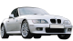 BMW Z3 Roadster / Convertible / 2 doors / 1996-2003 / Front-right view