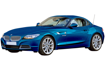 BMW Z4 Coupe / Coupe / 3 doors / 2006-2009 / Front-left view