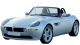 BMW Z8 / Convertible / 2 doors / 2000-2003 / Front-left view