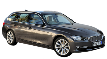 BMW 3-series Touring / Wagon / 5 doors / 2012-2012 / Front-right view