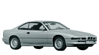 BMW 8-series / Coupe / 2 doors / 1989-1999 / Front-right view