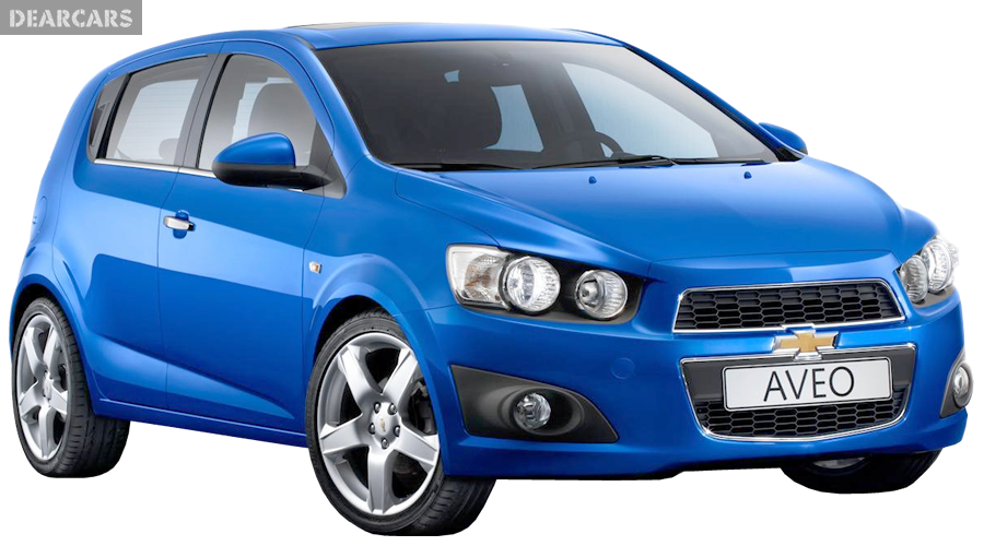Chevrolet Aveo Modifications Packages Options Photos