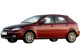Chevrolet Lacetti / Hatchback / 5 doors / 2005-2010 / Front-left view