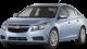 Chevrolet Cruze / Sedan / 4 doors / 2009-2012 / Front-left view