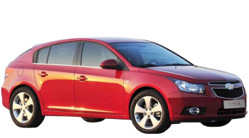 Chevrolet Cruze / Hatchback / 5 doors / 2009-2012 / Front-right view