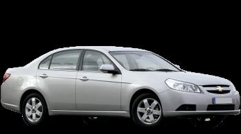 Chevrolet Epica / Sedan / 4 doors / 2006-2010 / Front-right view