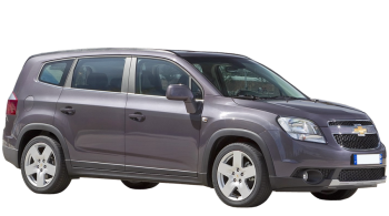 Chevrolet Orlando / Minivan / 5 doors / 2011-2012 / Front-right view