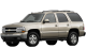 Chevrolet Tahoe / SUV & Crossover / 5 doors / 2000-2006 / Front-left view