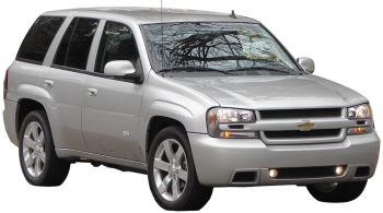 Chevrolet TrailBlazer / SUV & Crossover / 5 doors / 2001-2006 / Front-right view