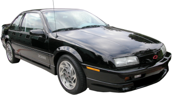 Chevrolet Beretta / Coupe / 2 doors / 1994-1997 / Front-right view