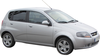 Chevrolet Kalos / Hatchback / 5 doors / 2005-2008 / Front-right view