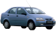 Chevrolet Kalos / Sedan / 4 doors / 2005-2008 / Front-right view