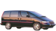 Chevrolet Lumina APV / Minivan / 4 doors / 1990-1992 / Front-right view