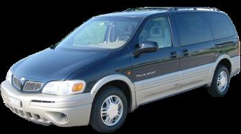 Chevrolet Trans Sport / Minivan / 5 doors / 1997-2006 / Front-left view