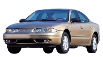 Chevrolet Alero / Sedan / 4 doors / 1999-2003 / Front-left view