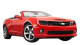 Chevrolet Camaro Convertible / Convertible / 2 doors / 2009-2012 / Front-right view