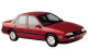 Chevrolet Corsica / Sedan / 4 doors / 1987-1997 / Front-right view