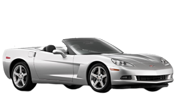 Chevrolet Corvette Convertible / Convertible / 2 doors / 2005-2012 / Front-right view