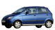 Chevrolet Matiz / Hatchback / 5 doors / 2005-2010 / Front-left view