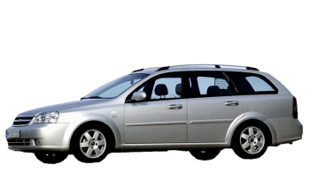 Chevrolet Nubira Station Wagon / Wagon / 5 doors / 2005-2010 / Left view