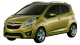 Chevrolet Spark / Hatchback / 5 doors / 2010-2012 / Front-left view
