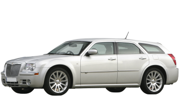 Chrysler 300C Touring / Wagon / 5 doors / 2004-2011 / Front-left view