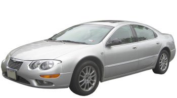 Chrysler 300M / Sedan / 4 doors / 1998-2004 / Front-left view