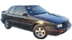 Chrysler ES / Hatchback / 3 doors / 1988-1991 / Front-right view