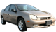 Chrysler Neon / Sedan / 4 doors / 2000-2003 / Front-right view