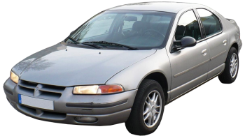 Chrysler Stratus / Sedan / 4 doors / 1995-2001 / Front-left view