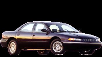 Chrysler Vision / Sedan / 4 doors / 1993-1998 / Front-right view