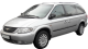 Chrysler Voyager / Minivan / 5 doors / 2001-2007 / Front-left view