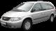 Chrysler Voyager / Minivan / 5 doors / 2001-2007 / Front-left view